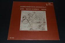 Rachmaninoff Piano Concerto No. 3~Janis~Boston Symphony~Munch~RCA Victrola