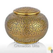 Autumn Gold Urn