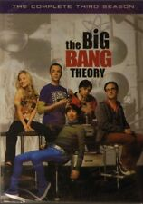 The BIG BANG THEORY The COMPLETE THIRD SEASON 23 Episodes + Special Features