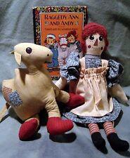 Both Primitive Rag Doll & Wrinkled Knees Camel E-Patterns