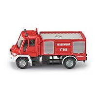 "Siku 1068 Unimog ""Feuerwehr 112"" rot Modellauto (Blister) NEU! °"