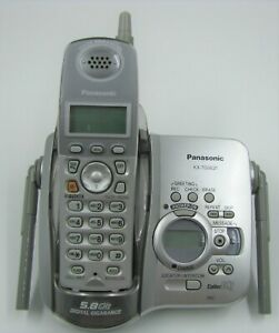 Panasonic Cordless Phone Digital Answering System, KX-TG563
