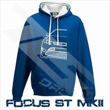 Ford Focus ST MK2 Hoodie Pullover