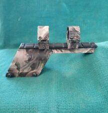 Shotgun 870 Camo Scope Saddle Mount B-Square Rings Remington 12/20 Ga Pump Parts