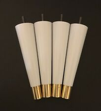 IKEA Replacement Legs with Brass Ferrules. Fits Karlstad and many other styles.