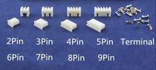 Jst Xh 2p 3p 4p 5p 6pin 254mm Terminal Housing Pcb Header Wire Connectors