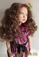 """""""CARINA"""" JUNIOR DOLL BY ZWERGNASE - 2016 COLLECTION - 20""""- BRAND NEW - IN STOCK"""