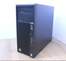 HP Z230 Workstation Win 10 PC Intel Xeon E3 1226 v3 3.3 16GB  250GB SSD WiFi B