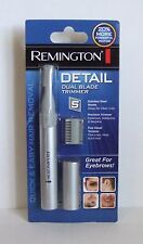 Remington Dual Blade Detail Trimmer Eyebrows Nose Ear Sideburn MPT-3400C SALE!!!