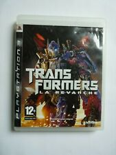 PS3 - Transformers La Revanche - CD en bon état