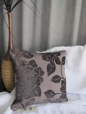 Lovely ZAAB Homewares ELLE Midnight Floral Textured Cushion Cover SALE