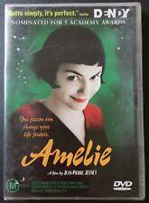 AMELIE Audrey Tautou DVD