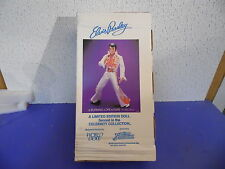 "1984 Elvis Presley 21"" World Doll Burning Love Celebrity Collection Limited Box"