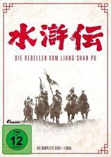 Die Rebellen vom Liang Shan Po - Die komplette Serie, 7 DVD Set NEU + OVP!