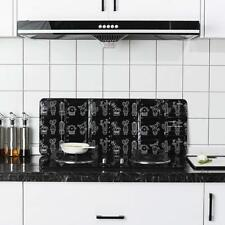 Folding Kitchen Cooking Oil Splash Screen Cover Stove BEST Shield Anti E0O4