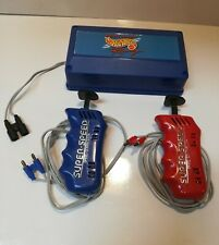 Hot Wheels Battery Operated Race Set Slot Cars Battery Pack & Controllers Tested