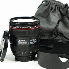 Canon EF 24-70mm f/4 Lente USM L