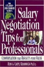 Salary Negotiation Tips for Professionals: Compens