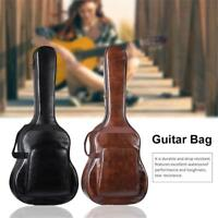 40/41INCH Ballad Classic Acoustic Guitar Bag Protective Carry Back Case Backpack
