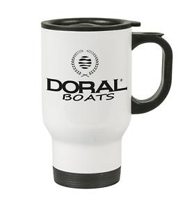 Doral Boats Stainless Steel Travel Mug