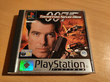 007 Tomorrow Never Dies PS1 PSX game
