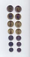 Saudi Arabien/Saudi Arabia - KMS/Satz 7 Münzen 2016 UNC - inkl. 1 Halala!