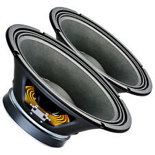 "Pair Celestion TF1225e 12"" Professional Speaker 8 ohms 600W 96 dB 2.5"" Coil"