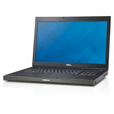 Dell Precision M6800 - i7-4810MQ - 8GB RAM - 500GB SSHD - 2GB M6100 Graphics