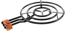 70cm Authentic Paella Pan Three RIngs Gas Burner for 38cm to 115cm Paella Pan