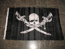 3x5 Jolly Roger Pirate Brethren of the Coast Flag 3'x5' Banner Brass Grommets