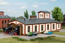 More details for auhagen 13342 locomotive shed with water tower new