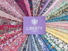 "Colourful 50 Liberty Tana Lawn Fabric 5"" Squares"