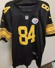 ANTONIO BROWN Pittsburgh Steelers  84 COLOR RUSH jersey Throw Back a8f4dcc6f