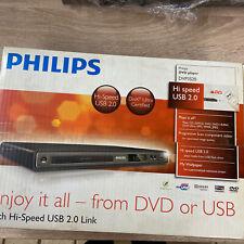 Philips DVP3520 DVD Player DVD Spieler DVP 3520 Dolby Digital CD DivX