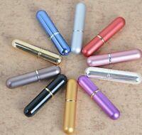 5ml Portable Perfume Refillable Atomizer Empty Bottle Pump Scent Spray 2 Packs
