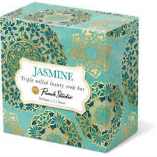 Punch Studio Medallions Boxed Jasmine Scented Soap