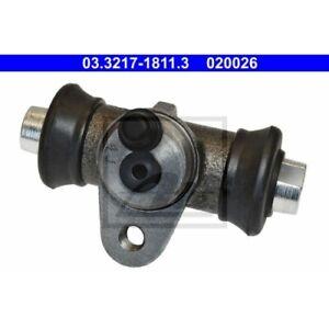 1 Radbremszylinder ATE 03.3217-1811.3 passend für VAG