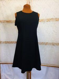 Maurices Black Sleeveless Fit & Flair Knit Dress Size XXL - NWT