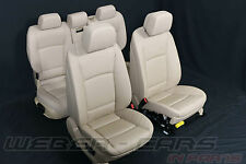 org BMW 5er F07 GT Lederausstattung Innenausstattung Ledersitze leather seats