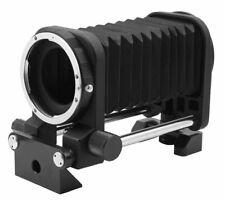 Macro Entension Bellows Focusing for Canon EF EF-S DSLR 650D 750D 700D 7D 5D