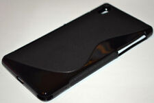 Unbranded/Generic Silicone/Gel/Rubber Matte Mobile Phone Cases, Covers & Skins for Sony Ericsson