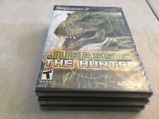 Jurassic: The Hunted (Sony PlayStation 2, 2009) PS2 NEW