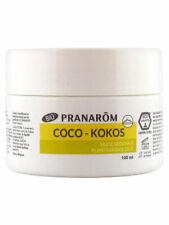 PRANAROM COCO - KOKOS huile végétale Soins des cheveux & corps BIO 100 ml NEUF
