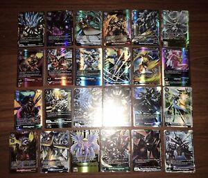 Digimon 2021 Card Game CCG Booster BT-4 Full Set - C, U, R, SR, SEC