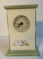 Wendy Bellisimo Nursery Shelf Clock Vintage Fire Truck Collection Dalmatian Dog