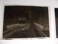 "3 1948 Washington DC Capitol Transit Trolley Photo negatives sharp!  2.5 x 3.5"""