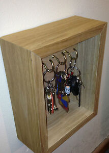 Oak Key holder