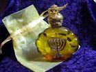 Yeshua Jesus Menorah Light of The World Anointing Oil