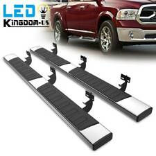 Running Boards for 2009-2018 Dodge Ram 1500 Quad Cab Steel 6