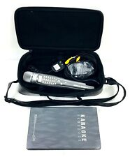 Entertech MAGIC SING microphone LP000012 Karaoke Power Supply + Handbook ED8000